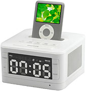 ALARM CLOCK RADIO for iPod(PT231)
