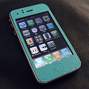 dubmagic iPhone レザージャケット