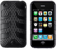 SwitchEasy RebelSerpent for iPhone 3G/Black Limited Edition