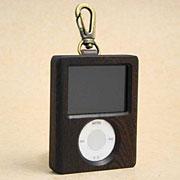 第3世代iPod nano用木製ケース