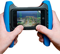GameGrip for iPhone 3G/iPod touch(2nd)
