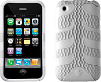 SwitchEasy RebelSerpent for iPhone 3G/White Limited Edition