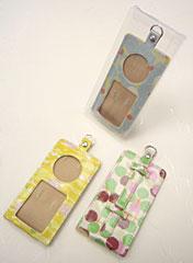 カランコロン京都 第4世代iPod nanoケース