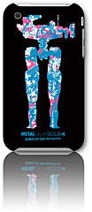 METAL GEAR SOLID エアージャケットセット for iPhone 3G