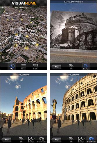 Visual Rome