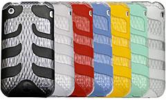SwitchEasy RebelSerpent Hybrid Case Kit for iPhone 3G