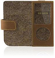 Belkin iPod nano 4G ECO Folio ケース