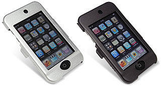 PDAIR アルミケース for iPod touch(2nd gen.) 液晶カバーなし