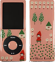 Shinzi Katoh Design iPodカバー