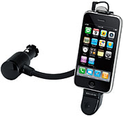 Belkin TuneBase AUX with Handsfree for iPhone