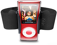 iSkin DuoBand for iPod nano 4G