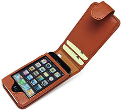 Piel Frama レザーケース for iPhone 3G