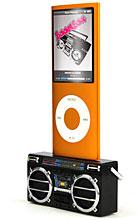 BoomDock Speaker for iPod