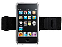 iClear for iPod touch(2nd gen.) with Belt Clip and Armband