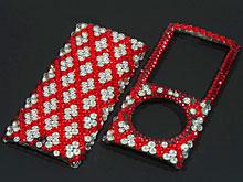 スワロフスキー・クリスタル・デコケース for iPod nano 4G