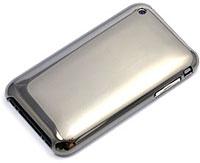 Airジャケットセット(ミラーブラック) for iPhone 3G/iPhone 3G S