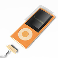 Silicone Case for iPod nano (5th)