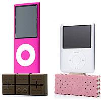 MINI MINI Speaker itachoco/Biscuit for iPod