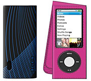 Belkin iPod nano 5G Curve Sleeve/Leather Folio
