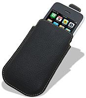 iPhone 3G/3GS用本革ケース(ホルダータイプ)
