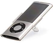 Power Support クリスタルジャケット for iPod nano 5G