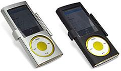 PDAIR アルミケース for iPod nano(5th gen.)