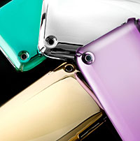iPhone 3G Aura color Limited Edition