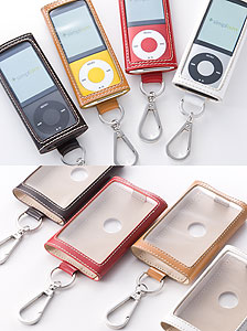 Carabiner Style for iPod