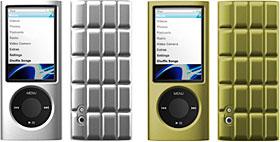 SwitchEasy Cubes For iPod Nano 5G