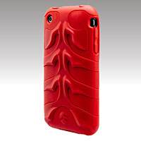 CapsuleRebel M for iPhone 3G/3GS RED