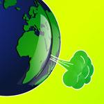 「FartGlobe - さあ、聞こう!地球のおなら。