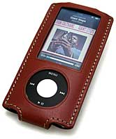 Piel Frama レザーケース for iPod nano(5th gen.)