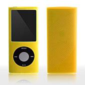 Ultra Slim Silicone Case for iPod Nano 4