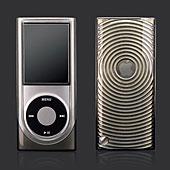 Swirling Series for iPod Nano 4