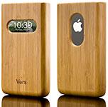 iPhone 3G/3GS用「VERS infoCase」