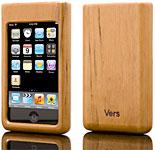 第2世代iPod touch用「VERS ShellCase」