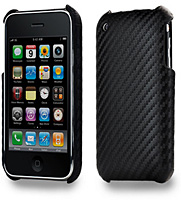 eggshell for iPhone 3GS/3G Carbon look