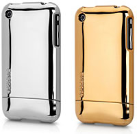 Incase Chrome Slider Case for iPhone