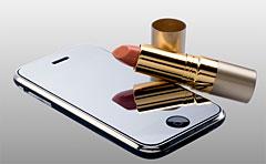 ミラー スクリーンプロテクター for iPhone 3GS/3G
