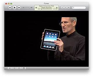 Apple Announces iPad