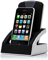 Buffalo Dualie FireWire 800/USB 500GB Hard Drive + iPhone Dock