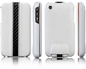 SGPポーチ for iPhone3G/3GS カーボン