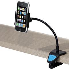 グネグネiPhoneスタンド In Your Face Viewbase for iPhone/iPod