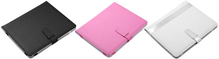 LEATHER CASE FOR iPad(BI-PADFL)