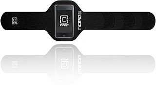 Incipio Performance Sport Armband for touch 2G/Black (Long)