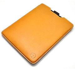 ハンドメイドレザーケース for iPad