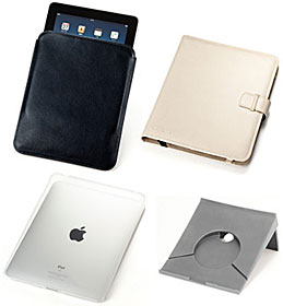 SoftBank SELECTION iPadアクセサリ