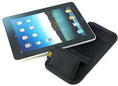 iPad専用 縦にも横にもおける高さ調節付きスタンド