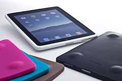 Simplism Silicone Case Set for iPad