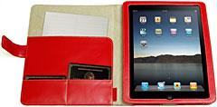 Leather Collection Flip Leather Case for iPad